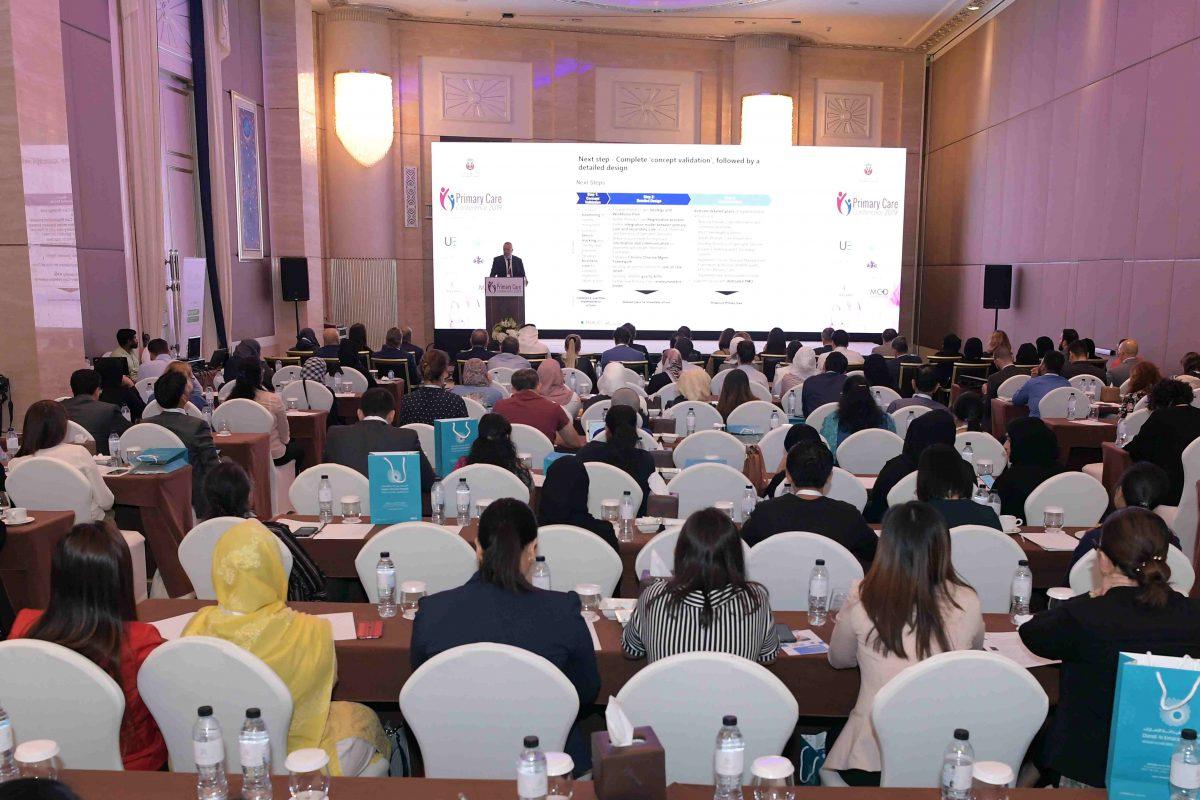 مؤتمر الرعاية الصحية الأولية في أبوظبي يستعرض آخر المستجدات ودور التقنيات الحديثة في هذا القطاع