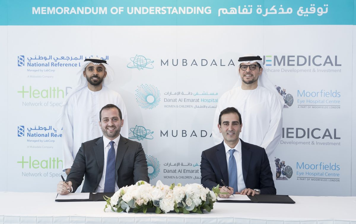 Mubadala to Deliver Referral Laboratory Services to Leading Abu Dhabi-Based Healthcare Provider, UEMedical
